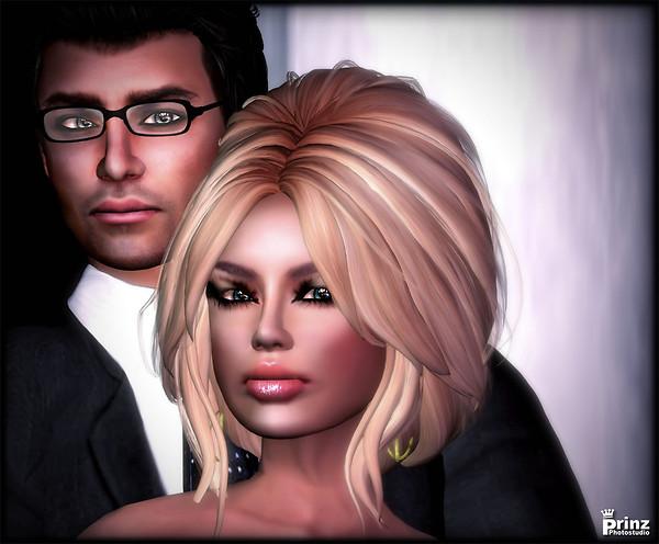 Shania and Ludwig