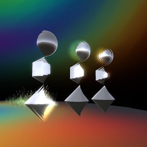 QT T&T Light Ballet Spheres