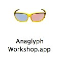 Using Anaglyph Workshop to Make 3D Images