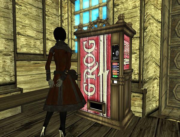 Grog Automat