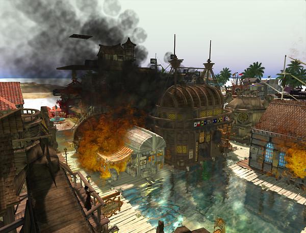 Flotsam on Fire 2
