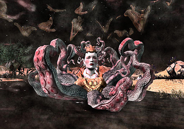 Spirit - Art Screamer (SL) - September 2012