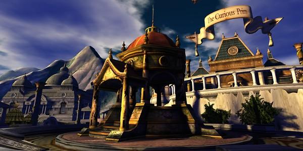 The Curious Prim Main Store