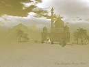 Persian Palace in the fog_001
