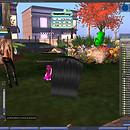 Snapshot _ InWorldz Coffee Station, InWorldz Desert Island (146,