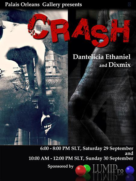 Crash Poster - event times