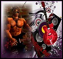 DW on Guitar