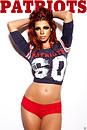 Aaliyah - Patriots Cheerleader morph