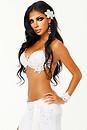 Aaliyah - White Dress morph