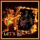 Blaze Flames LetsRock!