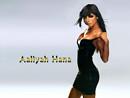 Aaliyah - Latex dress (morph)