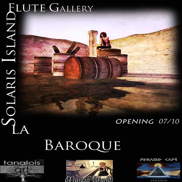 La Baroque at Flute Gallery