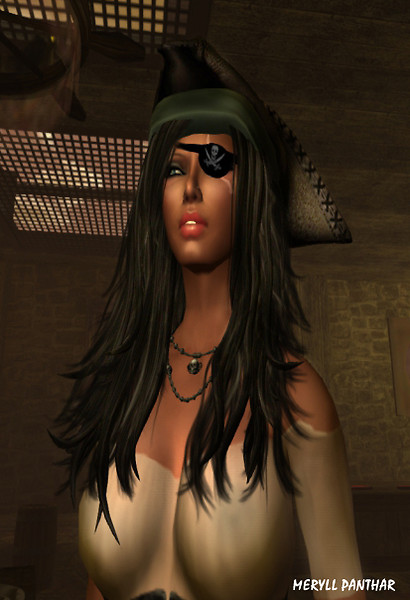 The Pirate Queen 1