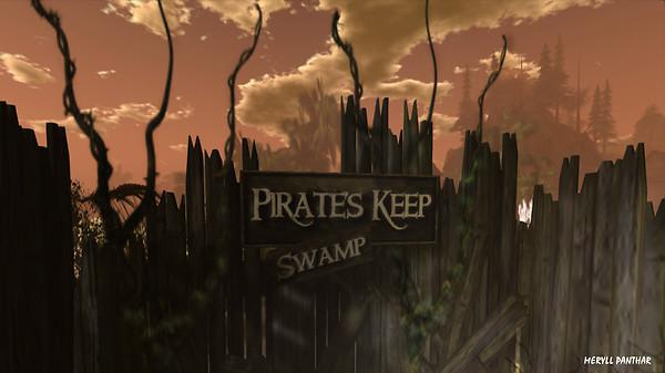 Pirate Swamp