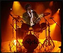Nick Drumming