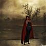 The red cloak