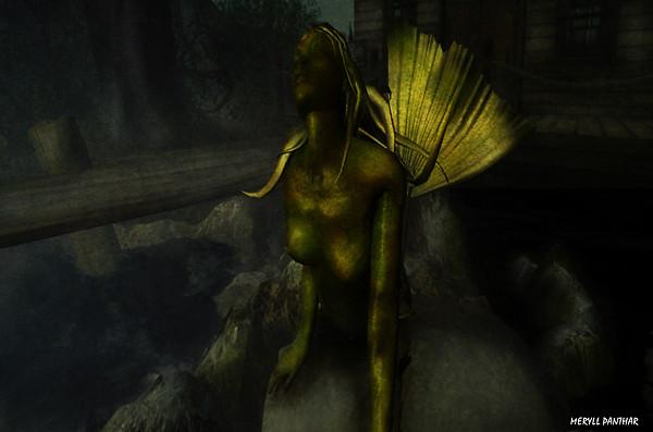 Cursed Mermaid