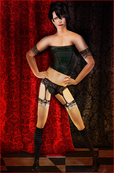 :: I'm just a sweet Transvestite from Sensational, Transylvania. ::
