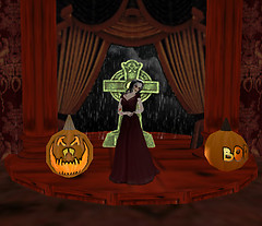 Halloween at Ez's