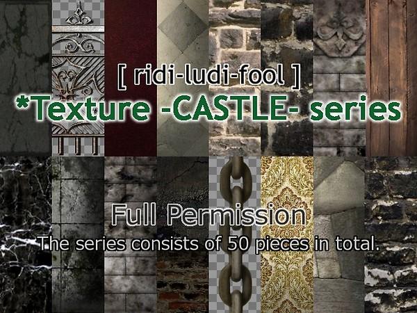 texture -castle-