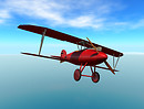 Albatros D.Va - Red Baron