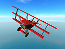 Fokker Dr.1 - Red Baron