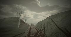 coming train - Taken at Nostos deer