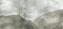 stormy train - Taken at Nostos deer
