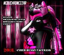 NDN - Cyber Husky Facemask