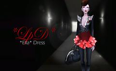 *LpD* Chic Wearing - *Ella* Dress