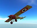 "Morane-Saulnier Type N ""Bullet"""