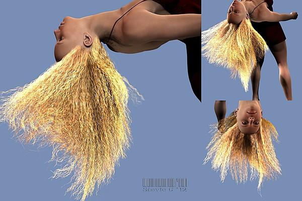 Garibaldi Hair Plugin test....