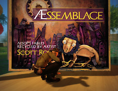 Scottius' Assemblage Exhibit