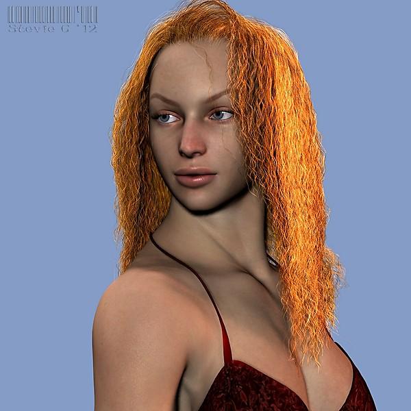 Garidaldi Long Hair ......