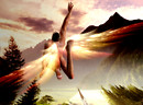 Icarus Burning