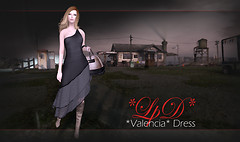 *Valencia* Dress