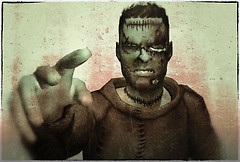 Frankenstein - The Monster
