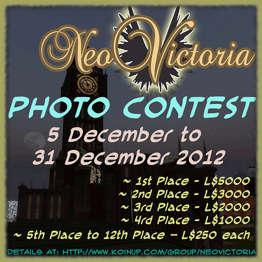 NeoVictoria Photo Contest 2013 Calendar ~ Cathedral 512x512
