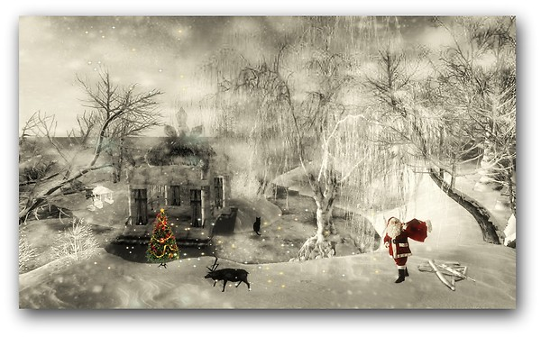 Let  it  snow......