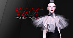 *Vanilla* MakeUp for the Couturier's Dock!