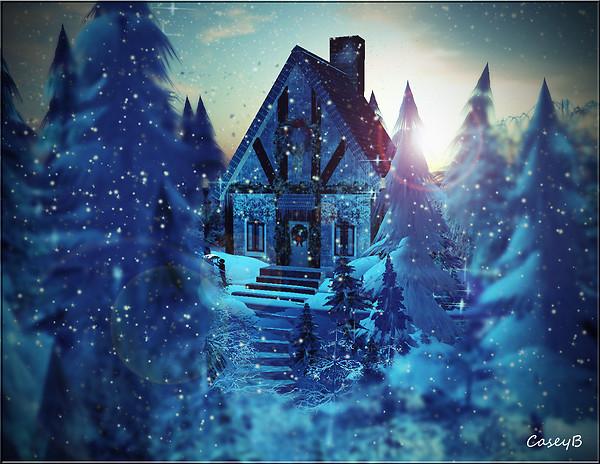 Harmony Christmas House