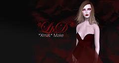 *LpD* new MakeUp for the KV Christmas Hunt!