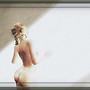 naked (model;mika)