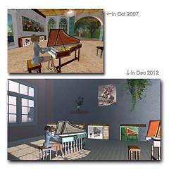 Comparison 2007 and 2012