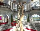 Statuesque!