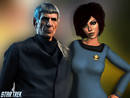 Star Trek - Spock and Nerys