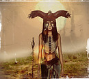 Female Tonto from The Lone Ranger