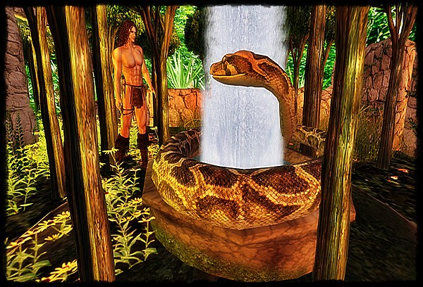 Tarzan and the Fountain of Youth 2