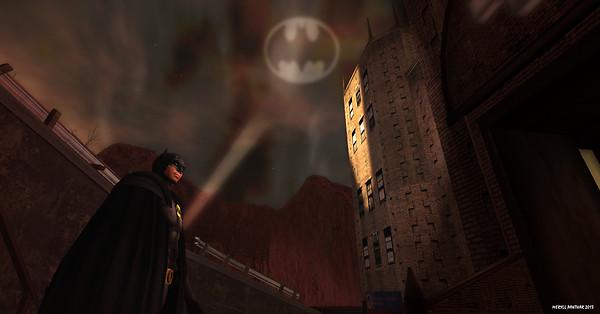 Batman Arkham 1