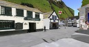 The Harbour Restraunt in Port Isaac on Fore street